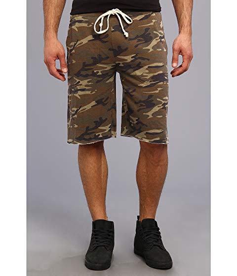 オルタナティブ ALTERNATIVE ビクトリー 【 VICTORY ALTERNATIVE SHORT CAMO 】 メンズファッション ズボン パンツ