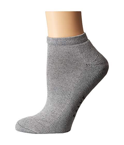 FALKE インナー 下着 ナイトウエア レディース 下 レッグ 【 Cosy Sneaker Sock 】 Grey