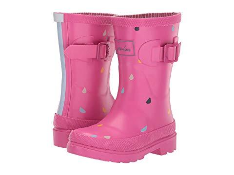 【海外限定】ブーツ キッズ 靴 【 PRINTED WELLY RAIN BOOT TODDLER LITTLE KID BIG 】【送料無料】