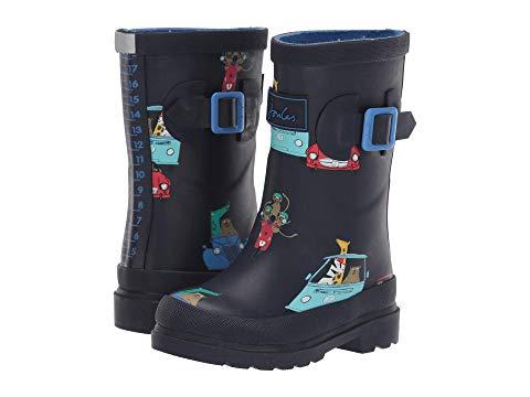 【海外限定】ブーツ キッズ 【 PRINTED WELLY RAIN BOOT TODDLER LITTLE KID BIG 】【送料無料】