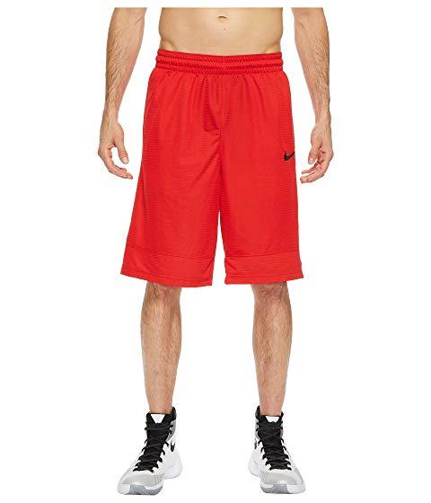 ナイキ NIKE バスケットボール 【 FASTBREAK BASKETBALL SHORT UNIVERSITY RED BLACK 】 メンズファッション ズボン パンツ 送料無料