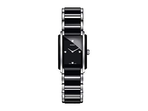 RADO 黒 ブラック 【 BLACK RADO INTEGRAL R20613712 CERAMIC 】 腕時計 レディース腕時計