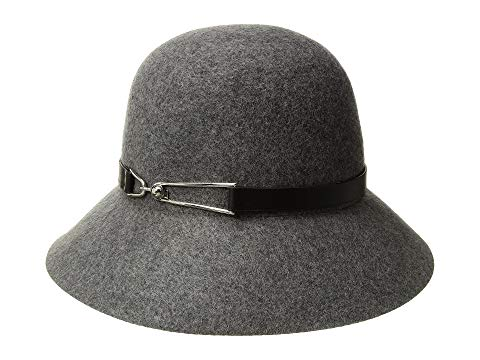 SAN DIEGO HAT COMPANY チャコール 【 SAN DIEGO HAT COMPANY PACKABLE CLOCHE CHARCOAL 】 バッグ  キャップ 帽子 レディースキャップ 帽子
