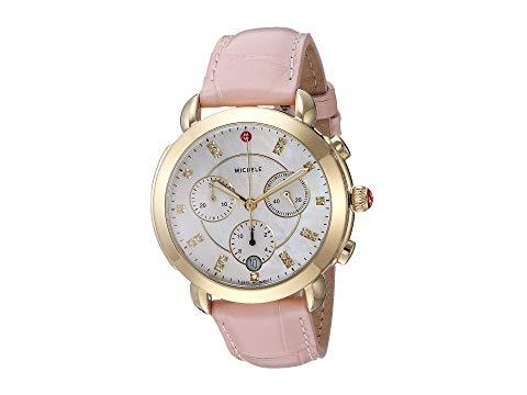 MICHELE 【 MICHELE SIDNEY MWW30A000038 BLUSH 】 腕時計 レディース腕時計