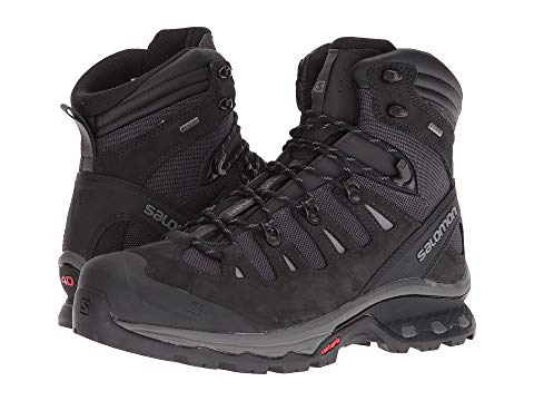 【NeaYearSALE1/1-1/5】サロモン SALOMON GTX? 【 QUEST 4D 3 PHANTOM BLACK QUIET SHADE 】 メンズ ブーツ 送料無料