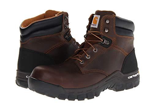 【★スーパーセール中★ 6/11深夜2時迄】カーハート CARHARTT ブーツ Workflex? メンズ 【 6-inch Work-flex? Comp Toe Work Boot 】 Brown