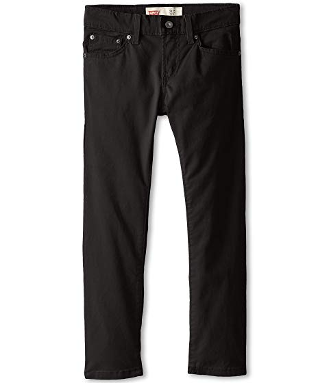【NeaYearSALE1/1-1/5】LEVI'S? KIDS 511? 【 SUEDED PANTS BIG BLACK 】 キッズ ベビー マタニティ ボトムス 送料無料