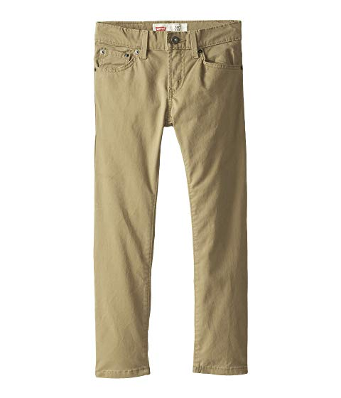 LEVI'S・・ KIDS 511・・ キッズ ベビー マタニティ ボトムス ジュニア 【 511・・ Sueded Pants (big Kids) 】 Harvest Gold