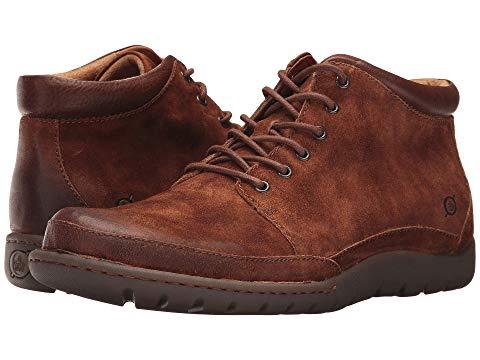 ボーン BORN ブーツ 茶 ブラウン 【 BROWN BORN NIGEL BOOT RUST COMBO 】 メンズ ブーツ