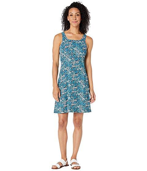 コロンビア COLUMBIA ドレス Freezer・・ レディースファッション ワンピース レディース 【 Freezer・・ Iii Dress 】 Black Painted Coral