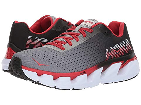 ホカ オネオネ HOKA ONE ONE メンズ 【 Elevon 】 Black/racing Red