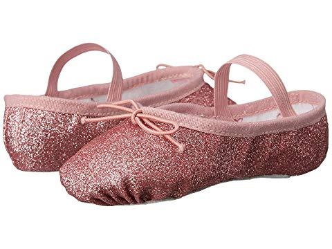 ブロックキッズ BLOCH KIDS キッズ ベビー マタニティ ジュニア 【 Glitter Dust Ballet Slipper (toddler/little Kid) 】 Rose