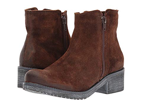 NAOT レディース 【 Wander 】 Brushed Seal Brown Suede