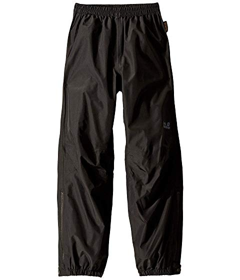 JACK WOLFSKIN KIDS キッズ ベビー マタニティ ボトムス ジュニア 【 Rainy Days Pants (infant/toddler/little Kids/big Kids) 】 Black
