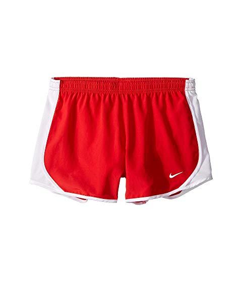 ナイキ キッズ NIKE KIDS キッズ ベビー マタニティ ボトムス ジュニア 【 Dry Tempo Running Short (little Kids/big Kids) 】 Sport Red/white/white/white