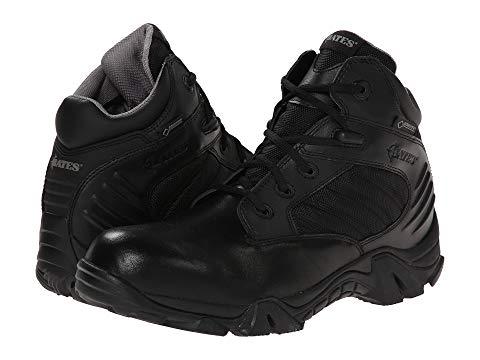 ベイツフットウエア BATES FOOTWEAR Goretex・・ メンズ ブーツ 【 Gx-4 Gore-tex・・ 】 Black