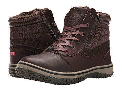 PAJAR CANADA メンズ ブーツ 【 Tavin 】 Dark Brown Leather