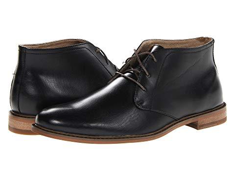 ディアースタッグス DEER STAGS シアトル メンズ ブーツ 【 Seattle 】 Black Leather