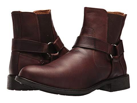 MASSIMO MATTEO ブーツ メンズ 【 Biker Boot 】 Brown