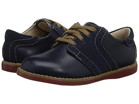 FOOTMATES キッズ ベビー マタニティ ジュニア 【 Connor 2 (toddler/little Kid) 】 Royal/blue
