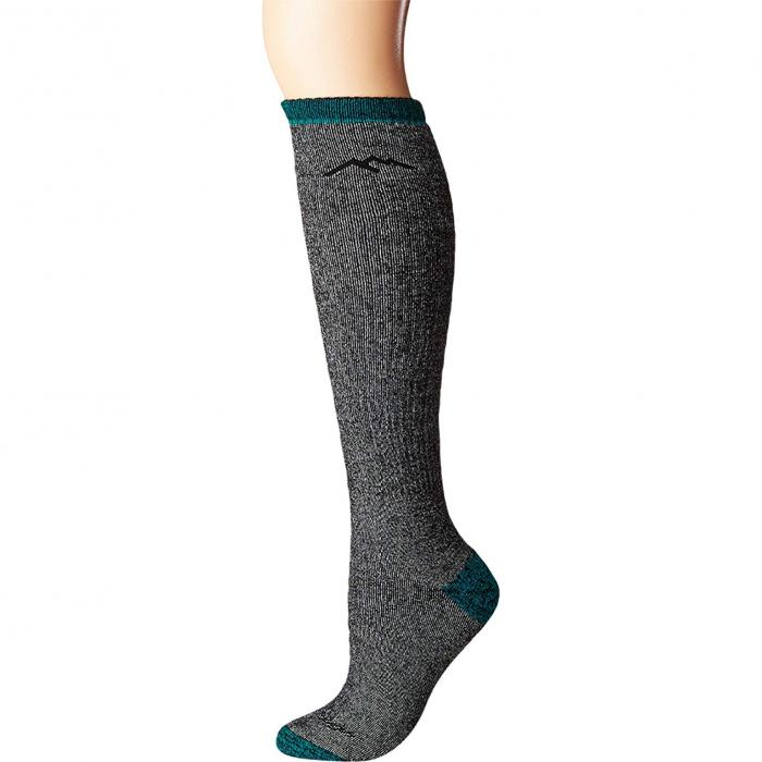DARN TOUGH VERMONT ソックス 靴下 【 DARN TOUGH VERMONT MOUNTAINEERING OVER THE CALF EXTRA CUSHION SOCKS MIDNIGHT 】 インナー 下着 ナイトウエア レディース 下 レッグ