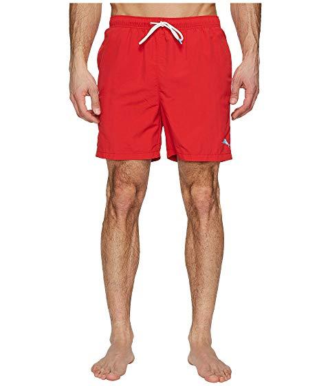 TOMMY BAHAMA 赤 レッド 【 RED TOMMY BAHAMA NAPLES COAST SWIM TRUNK RIBBON 】 メンズファッション 水着