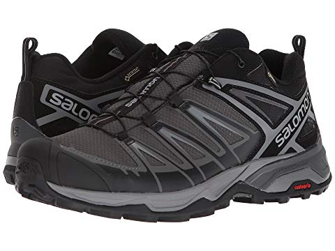 サロモン SALOMON ウルトラ Gtx・・ メンズ 【 X Ultra 3 Gtx・・ 】 Black/magnet/quiet Shade