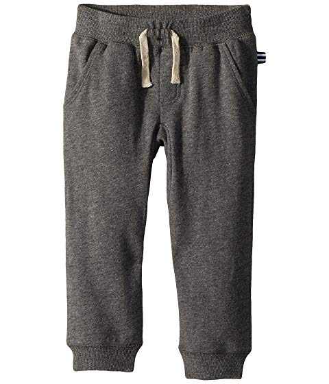 SPLENDID LITTLES ジョガーパンツ ヘザー 【 HEATHER ALWAYS BABY FRENCH TERRY JOGGER TODDLER LITTLE KIDS DARK GREY 】 キッズ ベビー マタニティ ボトムス 送料無料