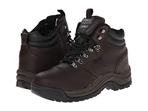PROPET = メンズ ブーツ 【 Cliff Walker Medicare/hcpcs Code = A5500 Diabetic Shoe 】 Bronco Brown