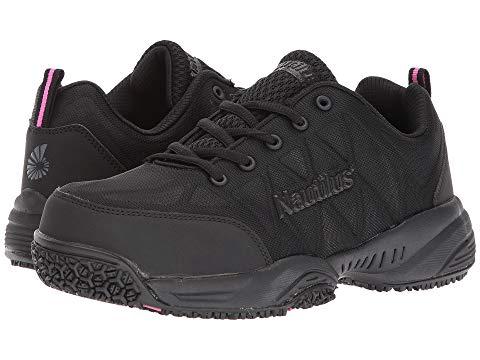 NAUTILUS レディース 【 N2158 Composite Toe 】 Black