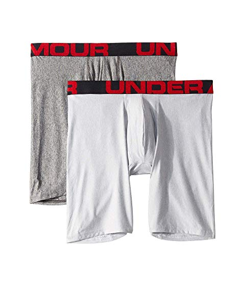 "アンダーアーマー UNDER ARMOUR テック 9"" Boxerjock・・ インナー 下着 ナイトウエア メンズ 【 Tech 9"" Boxerjock・・ 2-pack 】 Mod Gray Light Heather/jet Gray Light Heather"