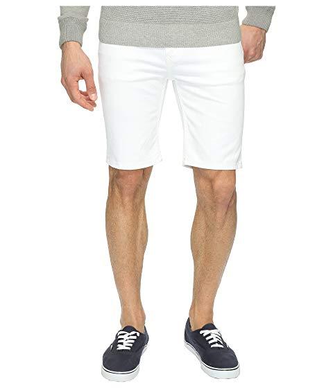 LEVI'S・・ MENS メンズ ショーツ ハーフパンツ 白 ホワイト デニム LEVI'S・・ 【 WHITE MENS 511 HEMMED SHORTS BULL DENIM 】 メンズファッション ズボン パンツ