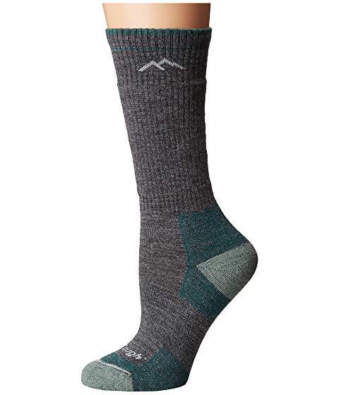 DARN TOUGH VERMONT ブーツ ソックス 靴下 インナー 下着 ナイトウエア レディース 下 レッグ 【 Merino Wool Boot Socks Cushion 】 Slate