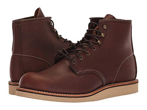 """【NeaYearSALE1/1-1/5】RED WING HERITAGE ローバー 6"""" 【 ROVER ROUND TOE AMBER HARNESS 】 メンズ ブーツ 送料無料"""