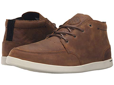 【NeaYearSALE1/1-1/5】REEF ミッド 【 SPINIKER MID NB RESRV COLLECTION BROWN 】 メンズ ブーツ 送料無料