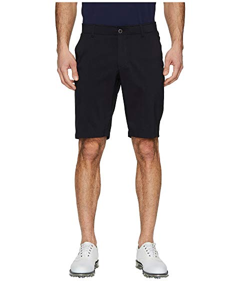 UNDER ARMOUR GOLF ショーツ ハーフパンツ メンズファッション ズボン パンツ メンズ 【 Ua Showdown Tapered Shorts 】 Black/steel Medium Heather/black