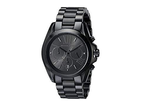 MICHAEL KORS 黒 ブラック 【 BLACK MICHAEL KORS MK5550 】 腕時計 男女兼 腕時計