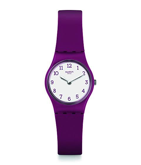 SWATCH 赤 レッド 【 RED SWATCH REDBELLE LR130 】 腕時計 レディース腕時計