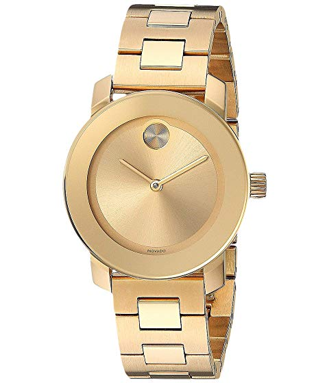 【スーパーセール中! 3/11深夜2時迄】MOVADO 【 BOLD 3600434 IONIC GOLD PLATED STEEL 】 腕時計 レディース腕時計 送料無料