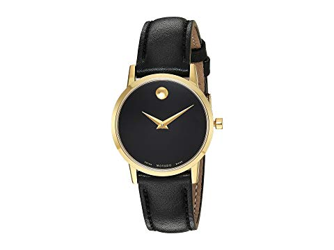 MOVADO コア クラシック 【 MOVADO CORE MUSEUM CLASSIC 0607275 GOLD PLATED 】 腕時計 レディース腕時計