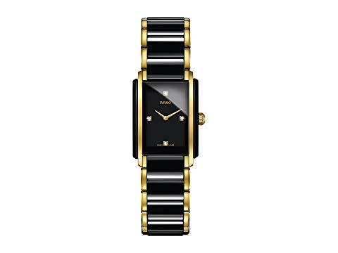 RADO 黒 ブラック 【 BLACK RADO INTEGRAL R20845712 CERAMIC 】 腕時計 レディース腕時計