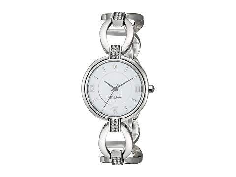 ブライトン BRIGHTON スウィング 銀色 シルバー 【 SWING SILVER BRIGHTON MERIDIAN TIMEPIECE 】 腕時計 レディース腕時計