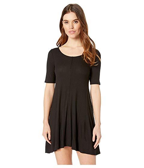 ボディグローブ BODY GLOVE ドレス 【 MARCELLA DRESS COVERUP BLACK 】 レディースファッション 水着 送料無料
