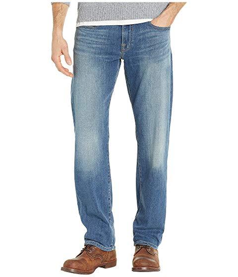 LUCKY BRAND グランド 【 221 ORIGINAL STRAIGHT JEANS IN GRAND MESA 】 メンズファッション ズボン パンツ 送料無料