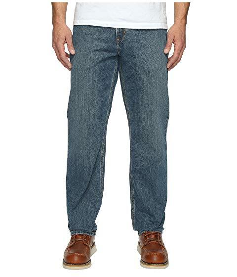 カーハート CARHARTT 【 CARHARTT RELAXED FIT HOLTER JEANS FRONTIER 】 メンズファッション ズボン パンツ