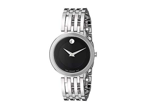 MOVADO ステンレス 銀色 スチール 【 MOVADO ESPERANZA 0607051 STAINLESS STEEL 】 腕時計 レディース腕時計