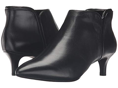 ROCKPORT レディース 【 Total Motion Kalila Bootie 】 Black Leather