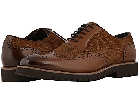【海外限定】オックスフォード 靴 メンズ靴 【 BAXLEY WINGTIP LACE UP OXFORD 】【送料無料】
