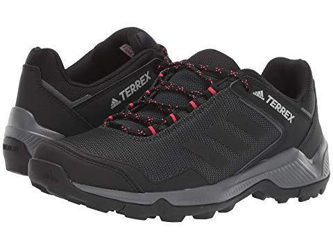 アディダスアウトドア ADIDAS OUTDOOR スニーカー レディース 【 Terrex Entry Hiker 】 Carbon/black/active Pink