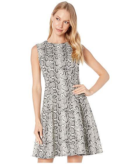 NANETTE LEPORE ドレス 【 NANETTE LEPORE SNAKE DRESS MULTI 】 レディースファッション ドレス